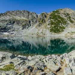 Панорама от едното от Мусаленските езера