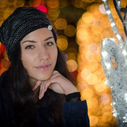 Winter time with Anelia