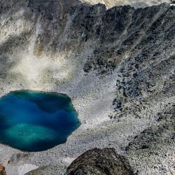 Гледки край връх Мусала